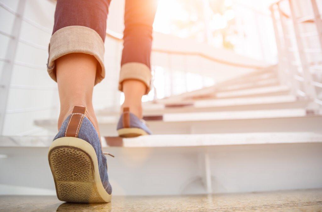 Udělat krok znamená pokrok